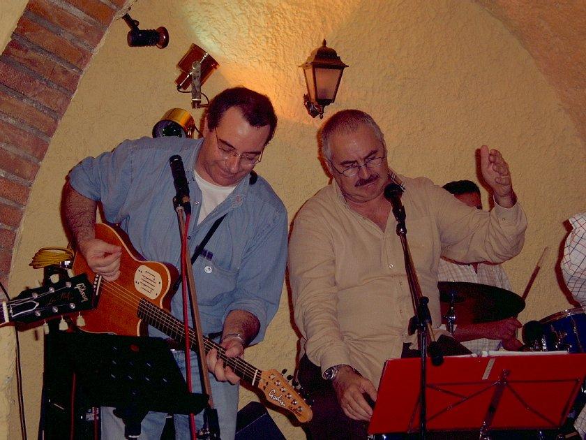 23 ottobre 2004 for Gemelli diversi foto ricordo